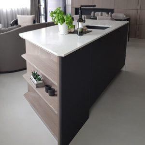 Polished Concrete Specialists Ardex Pandomo Loft Microcement Floors Kitchen Floor
