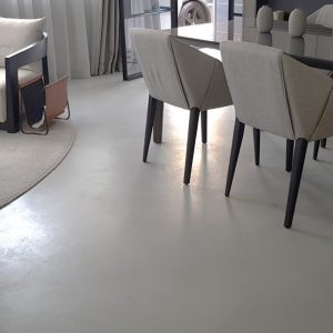 Polished Concrete Specialists Ardex Pandomo Loft Microcement Floors Living Room Floor 3